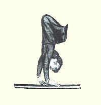Rope Dancer 1100AD