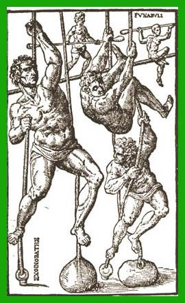 1672 Rope Climbers