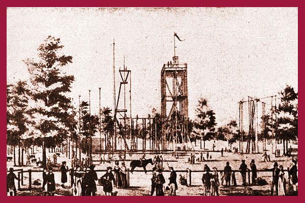 1818 Hasenheide Turnplatz