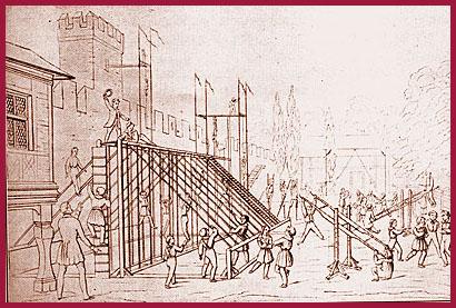 Basel Turnplatz 1848