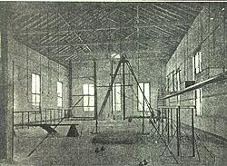Yale Gym 1860