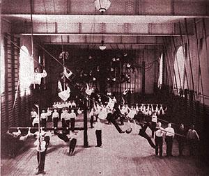 Stockholm Gym 1900