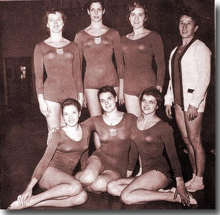 1956 USA Women's Team