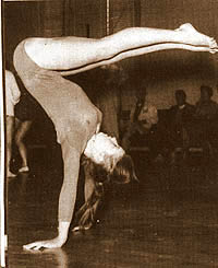 Muriel Davis 1956