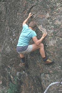 Cais at Hanging Rock 1970