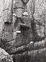 Granite Bouldering