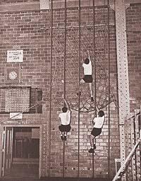 ropes & net