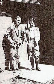 Oscar and Margery - 1919