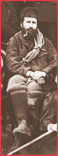 Oscar Eckenstein 1890s