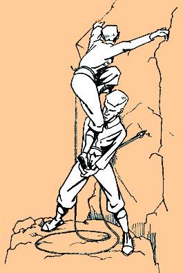 German Climbers 1931