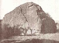Helyg Boulder