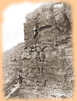 ropeless climbing style