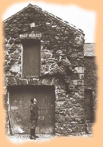 Brn Door Traverse 1890s