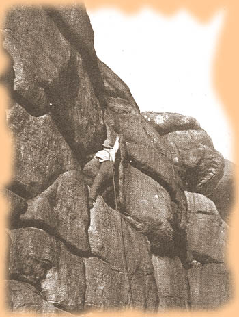 Early Gritstone Climbing
