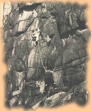 Schwarzen Wand
