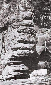 Hut Boulder