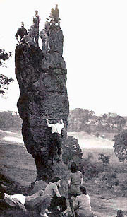 Jeffcoat's Pinnacle