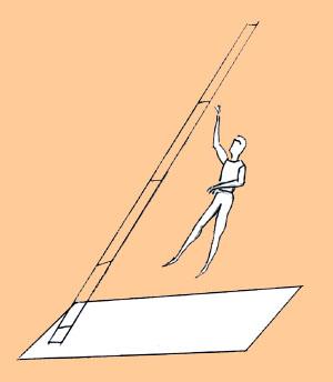 21st Century ladder climber