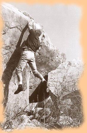 Pinch Overhang, 1967