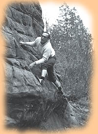 Robbins at Makanda Bluff