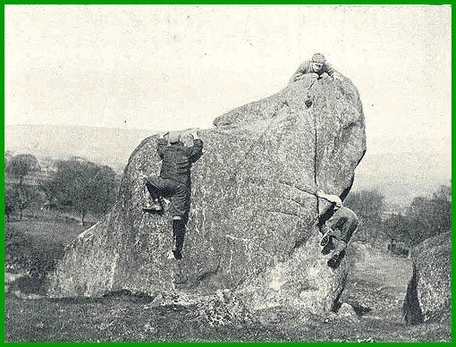 Unknown Boulder 1902