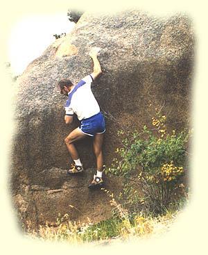 The Last Boulder 1987