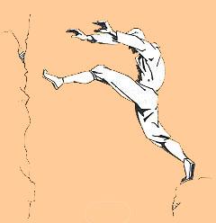 1931 German Climber