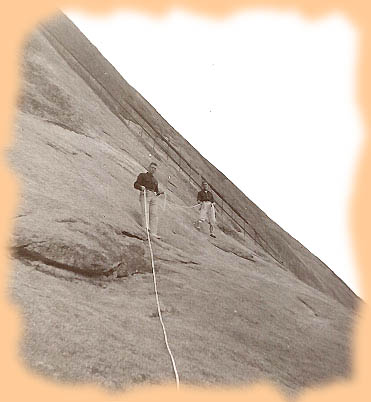 Stone Mountain 1955